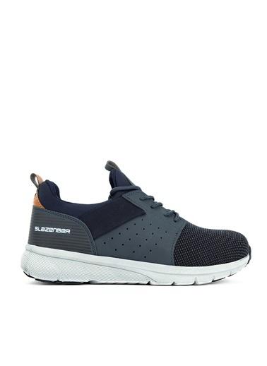 Slazenger Slazenger GETTO Sneaker Erkek Ayakkabı    Lacivert